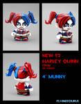 Harley Quinn (New 52 version) munny