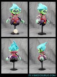 Death Prophet Custom figure (100% charity auction)