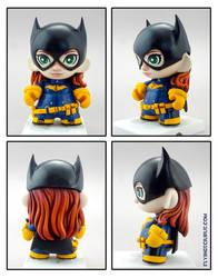 Batgirl of Burnside custom Munny