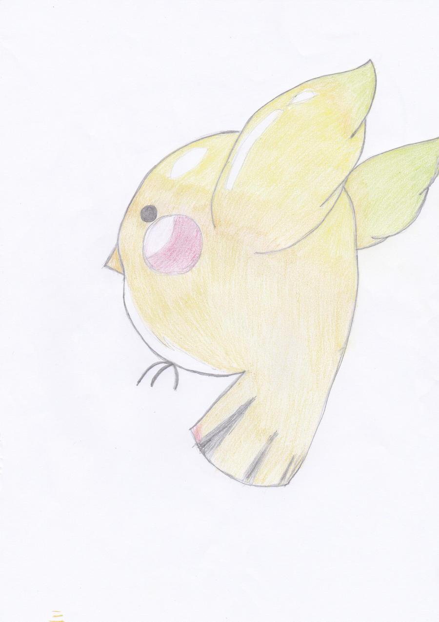 chibi bird by eternalfox99 on deviantart