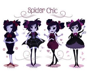 Spider Chic by fr00tsnak
