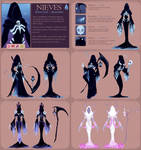 Nieves, Glamourous Frost Lich