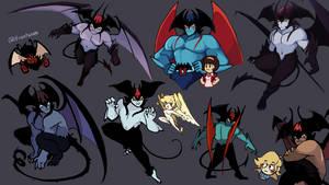 Devilman! ... Devilmen?