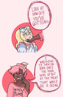 The Witch's Curse ~ Part 2 'Too Cute' by shyselkieprince