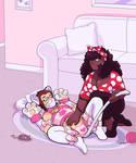 Mommy's Little Kitten