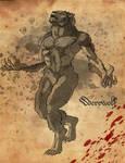 Monstrosities: Day 3- Werewolf