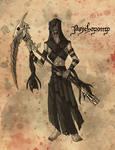 Monstrosities: Day 27- Psychopomp