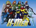 X-Men Team 1