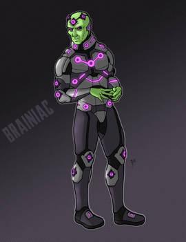 DC: Brainiac