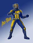 Marvel: Ant-Man Alternate Colors 3