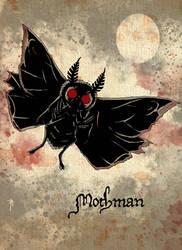 Day 6: Mothman