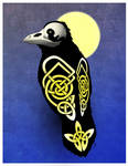 Celtic Raven Tattoo