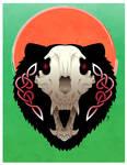 Celtic Bear Tattoo