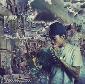 Wiz Khalifa Mixtape Cover