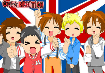 One Direction Star by OneDirectionFanJohn