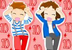 One Direction Larry Caramelldansen