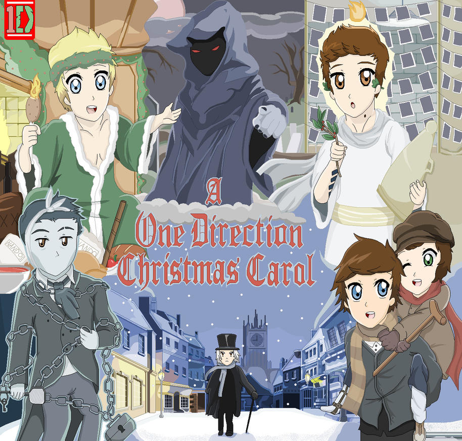 A One Direction Christmas Carol by OneDirectionFanJohn on DeviantArt