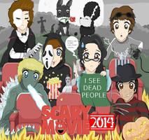 Happy Halloween One Direction 2014