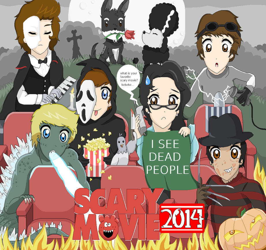 Happy Halloween One Direction 2014 by OneDirectionFanJohn