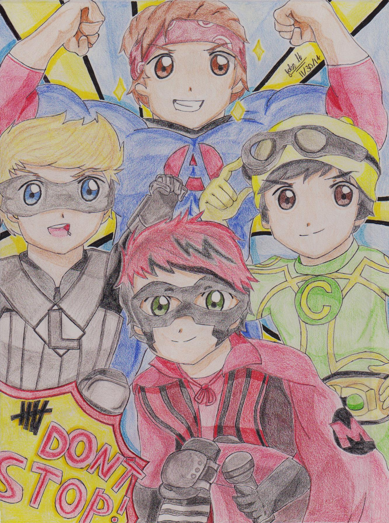 5SOS Don't Stop by OneDirectionFanJohn on DeviantArt