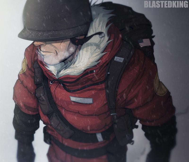 Dd638 Winter Soldier by BlastedKing