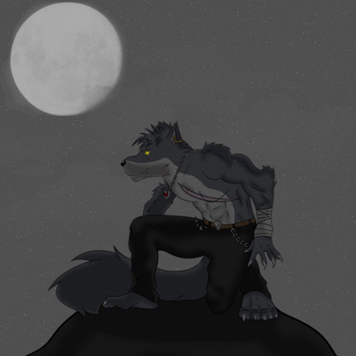 Werewolf Bryan by Brouge4ever