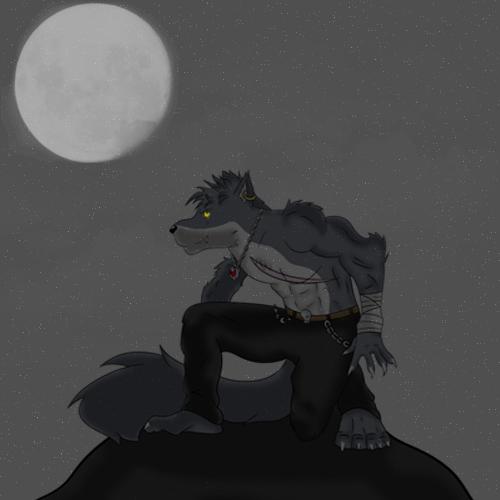 Werewolf Bryan by DataBliz001