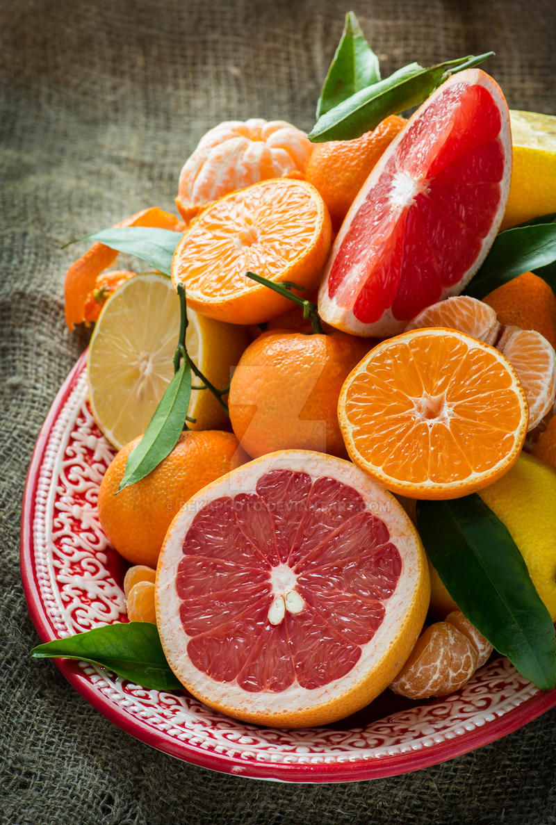 Citrus by BeKaphoto
