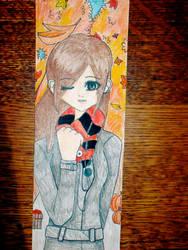 Popi's Autumn by VocaloidReina13