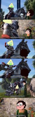 Steven Universe - Shrek Parody
