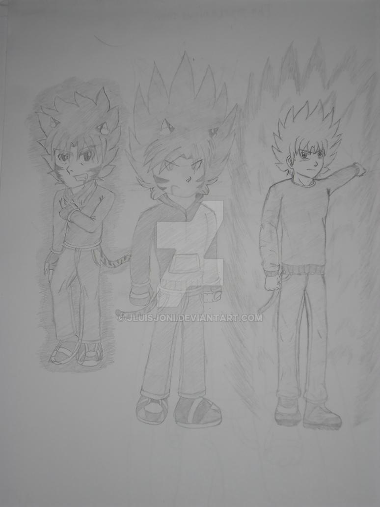 Transformations!!! by KuraiJinx