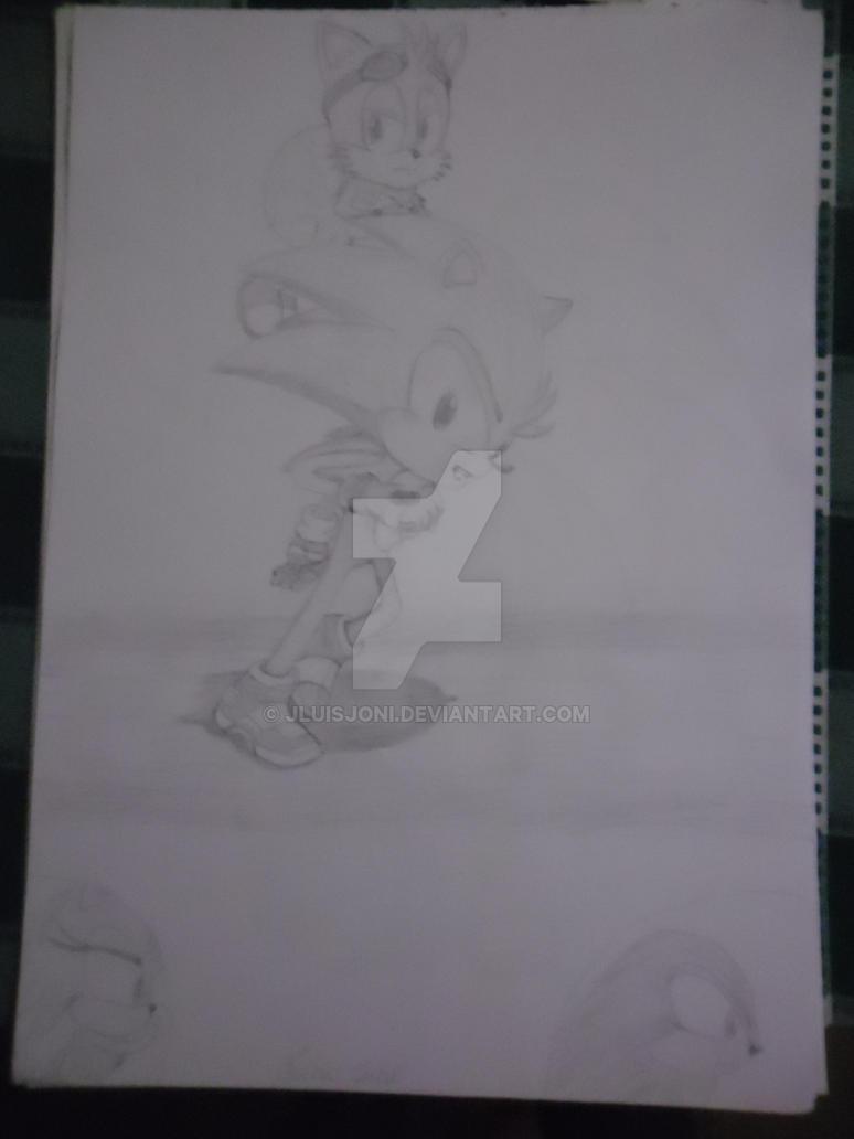 Sonic Boom Rise of Lyric re-imagined by KuraiJinx