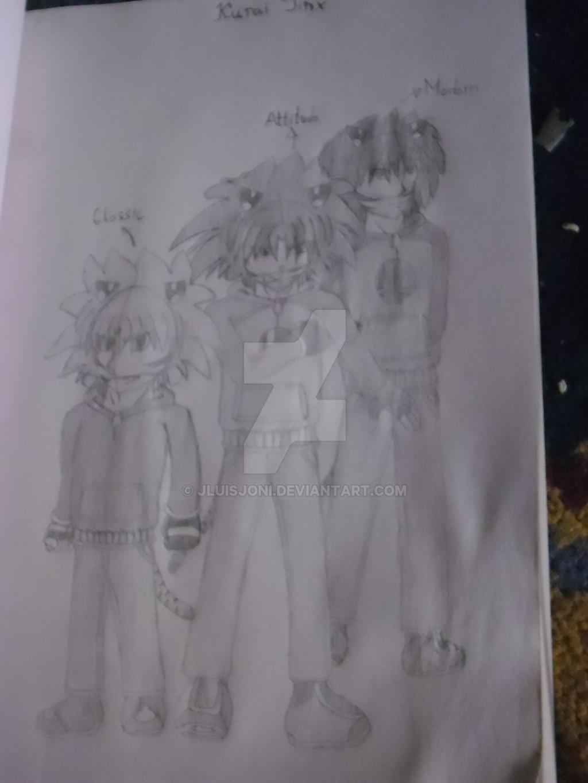 Evolution by KuraiJinx