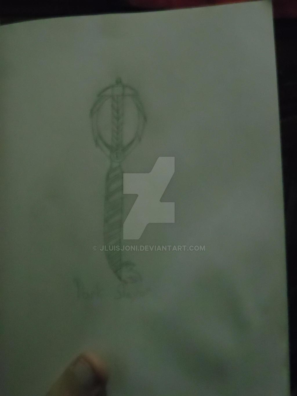 Dark Slayer Keyblade by KuraiJinx