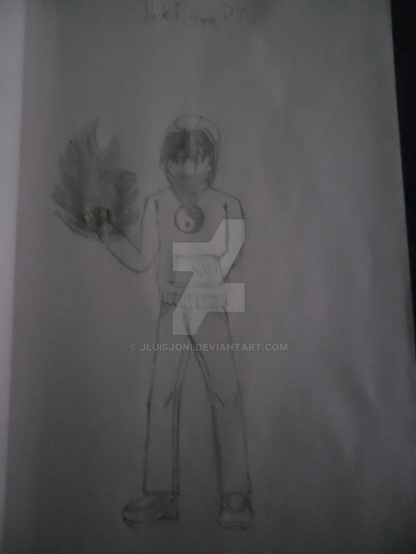 The Dark Flame wielder arrives... by KuraiJinx