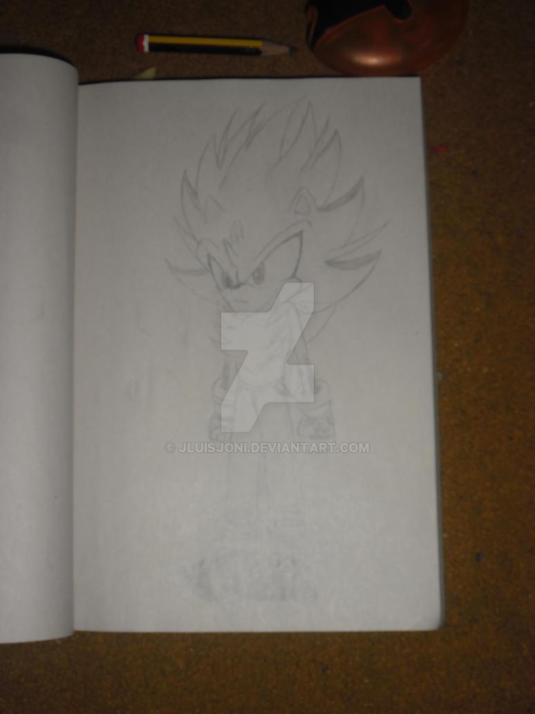 I'm neither Sonic nor Shadow... by KuraiJinx