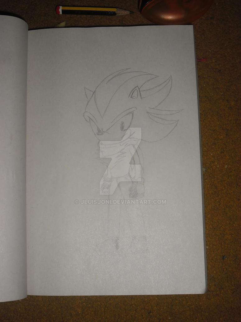 My name is Shadow... by KuraiJinx