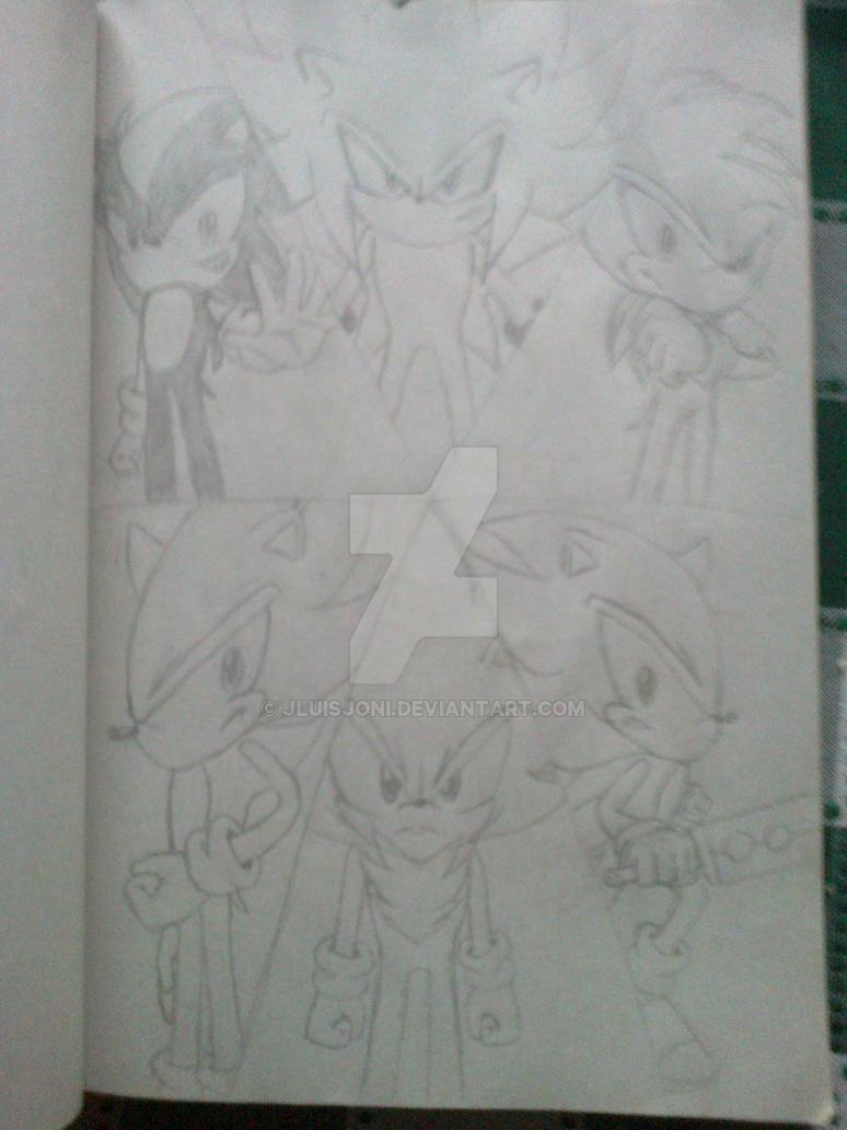 Legends of Sonic Animation by KuraiJinx