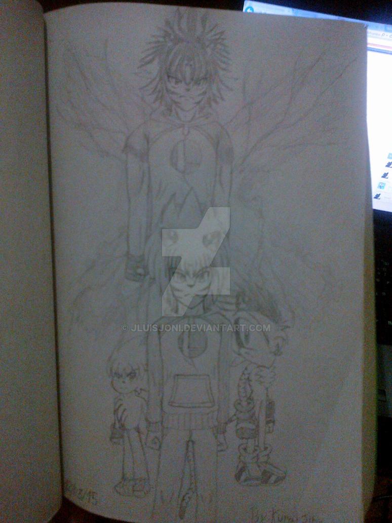 Kurai Jinx X(Cross) by KuraiJinx