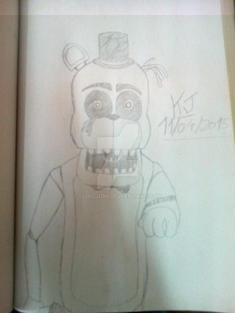 Freddy Derpbear... by KuraiJinx