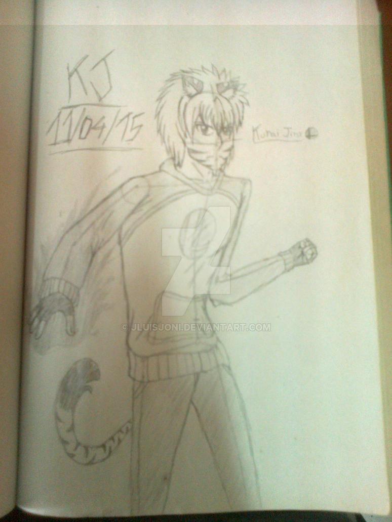 KJ?! In Smash?! by KuraiJinx
