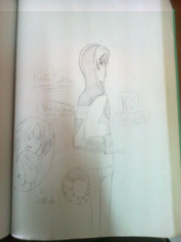 The protagonist arriv-! Not you again, Jinkkusu... by KuraiJinx