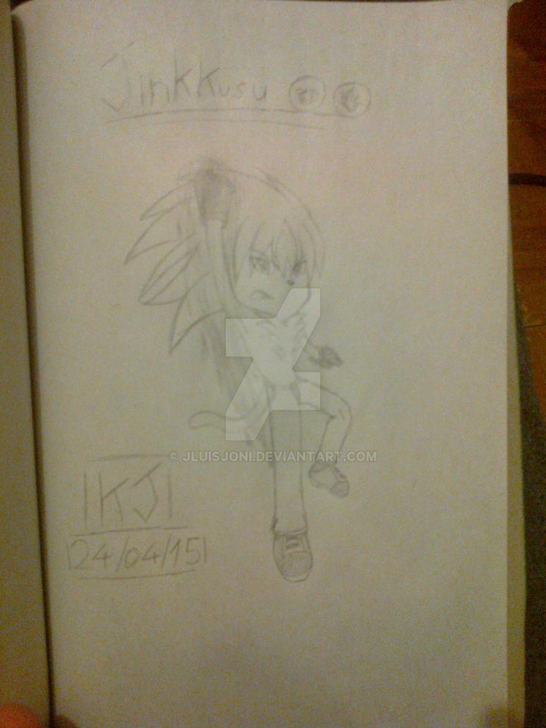 Profile: Jinx(Formerly Jinkkusu) by KuraiJinx