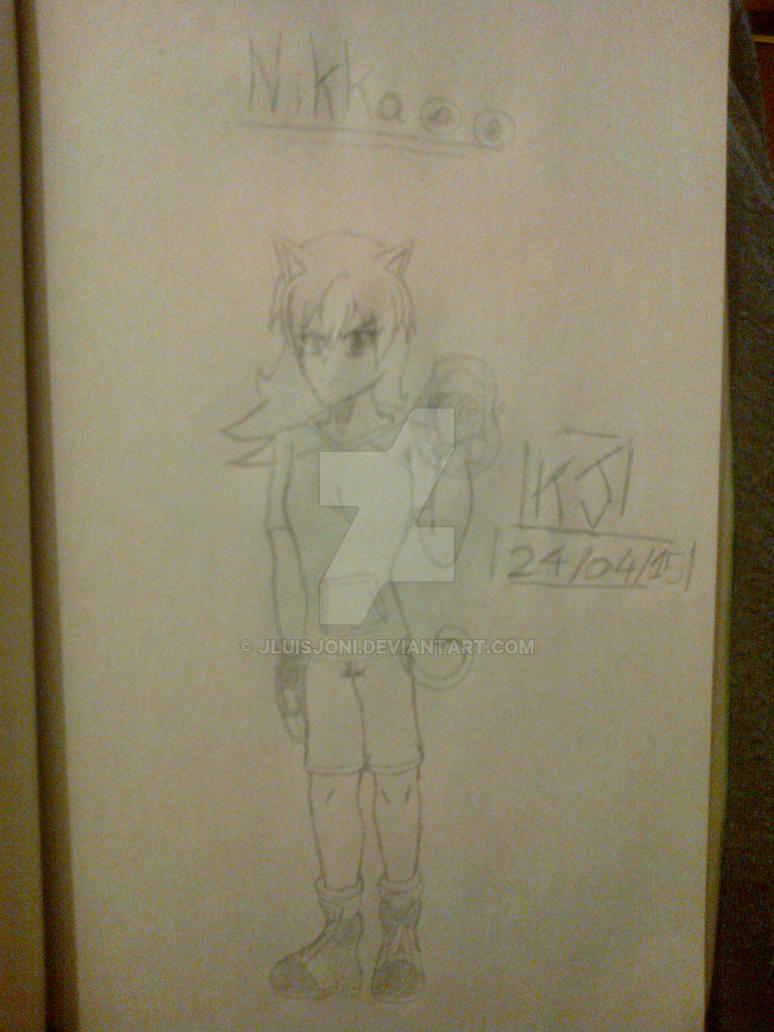 Profile: Nikka by KuraiJinx