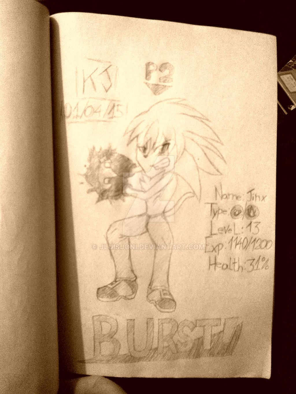 Ikuze(BURST)! by KuraiJinx