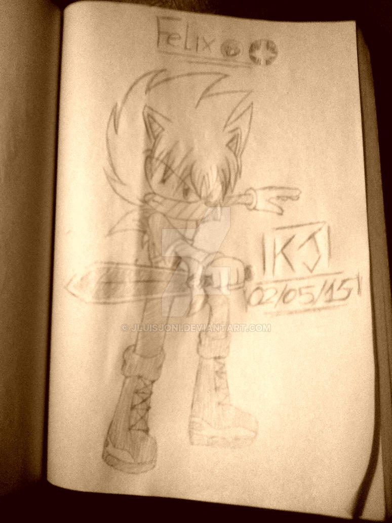 Guardian of Light, Felix(Profile) by KuraiJinx