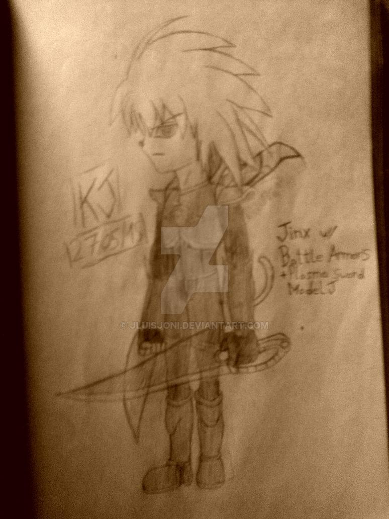 Sometimes, an armor is all you need... by KuraiJinx