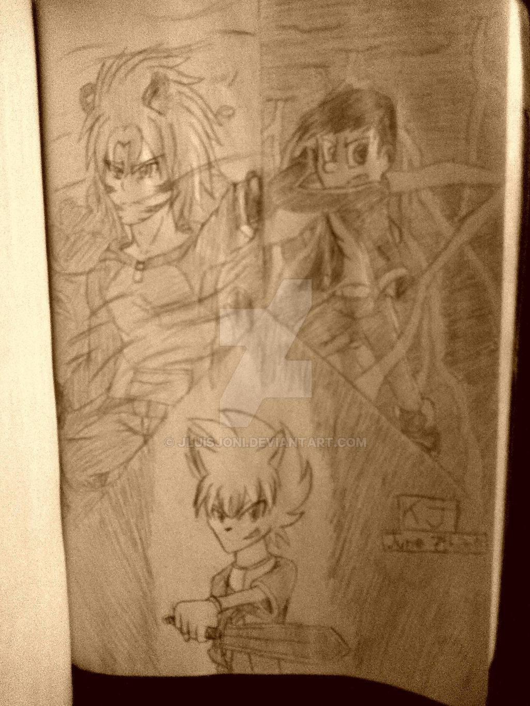 Heroes Unite by KuraiJinx