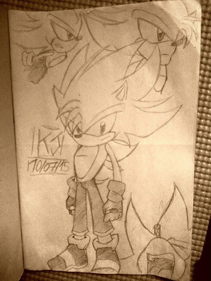 Beyond Super Sonic... by KuraiJinx