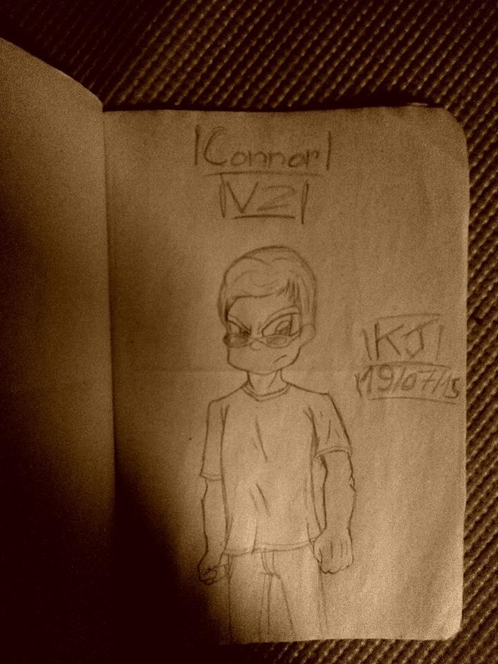 Connor V2 (DAU) by KuraiJinx